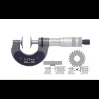 Микрометры МЗ, МТ, МП, МЛ, для канавок, с острыми и малыми колками