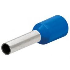 Гильзы контактные с пластмассовым изолятором, удлиненные, KNIPEX 97 99 354, (2,5 мм²) упаковка 200шт