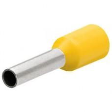 Гильзы контактные с пластмассовым изолятором, удлиненные, KNIPEX 97 99 356, (6,0 мм²) упаковка 100шт