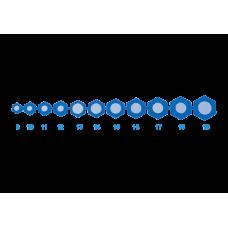 Набор магнитов для головок 11 предметов