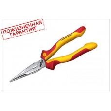 Плоскокруглогубцы с режущей кромкой Professional electric 200 мм VDE WIHA 26727