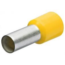 Гильзы контактные с пластмассовым изолятором KNIPEX 97 99 336 (6,0 мм²) упаковка 100шт