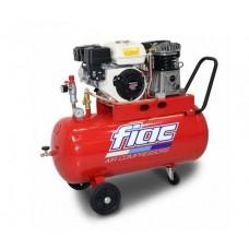 Компрессор поршневой FIAC S 100-360 с двигателем HONDA