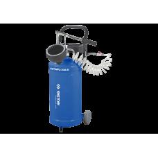 Ручная установка для раздачи масла с емкостью 30литров