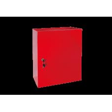 Ящик навесной для верстака, красный KING TONY