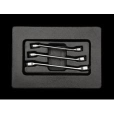 Набор ключей разрезных 3 предмета