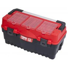 "Ящик для инструмента S500 CARBO RED 18,5"" (462x256x242mm)"