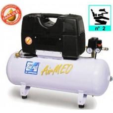 Компрессор безмаслянный медицинский AIRMED 210-50 FIAC (на 2 установки)