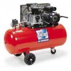 Компрессор поршневой FIAC AB 100-515 T(380V) (ресивер 100 л, пр-сть 510 л/мин)