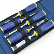 Набор стамесок MS500 в футляре 5 шт.( 6,10,16,20,26мм), IRWIN