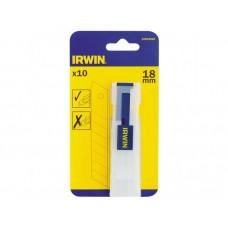 Лезвие IRWIN 18 мм 10 шт 10504562