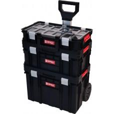 Ящик для инструментов QBRICK SYSTEM TWO SET Размер : 526 x 380 x 670 (в коробке)