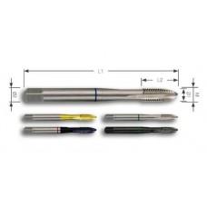 Метчик машинный М6 x 1,0 мм DIN 371 Форма B HSS