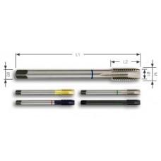 Метчик машинный М6x1,0 мм DIN 376 Форма B HSSCo
