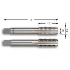 Метчики ручные комплектные MF 4x0,5 DIN 2181