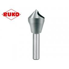 Зенковка по металлу коническая с поперечным отверстием Ручка 90 ° HSS 28 мм