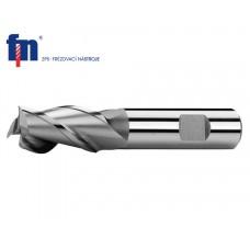 Трехперая цилиндрическая концевая фреза 2 x 51 мм по металлу