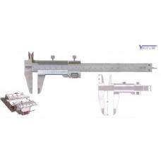 Штангенциркули ШЦ 1 130 - ШЦ 1 280 с точной регулировкой и удлиненными губками Vogel