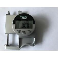 Толщиномер 0-25x0,01 мм цифровой карманный Vogel