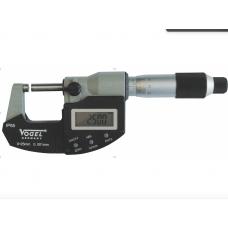 Микрометры МКЦ 25 - МКЦ 100 IP 65 с USB выводом данных Vogel
