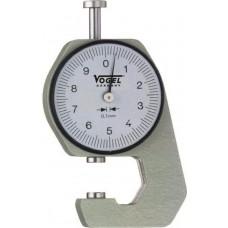 Толщиномеры от 0-10 до 0-20 мм с подвижной скобой