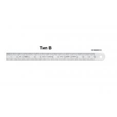 Линейки 100-6000 нержавеющие со считыванием слева направо тип В Vogel