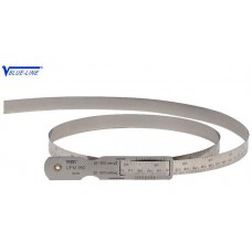 Линейки охватывающие (циркометры) ЛИОД для измерения наружных диаметров от 20-300 до 3100-3500 мм с травлёными делениями из нержавейки