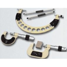 Микрометры МК 25 - МК 1250 гладкие Крин