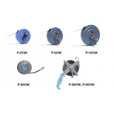 Рулетки измерительные тип Р-УЗК