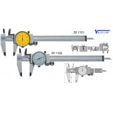 Штангенциркули ШЦК 150 - ШЦК 300 с круговой шкалой IP40 Vogel