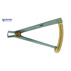Толщиномер от 0-10 до 0-20 мм для измерения листовых материалов