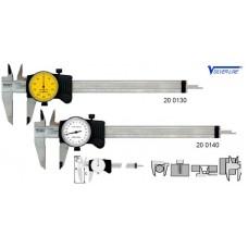 Штангенциркули ШЦК 150 - ШЦК 300 с круговой шкалой IP40 с сертификатом Vogel